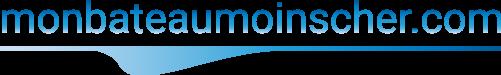 Logo MonBateauMoinsCher.com - Site de petites annonces de bateau, nautisme, sports de glisse - professionnels et particuliers