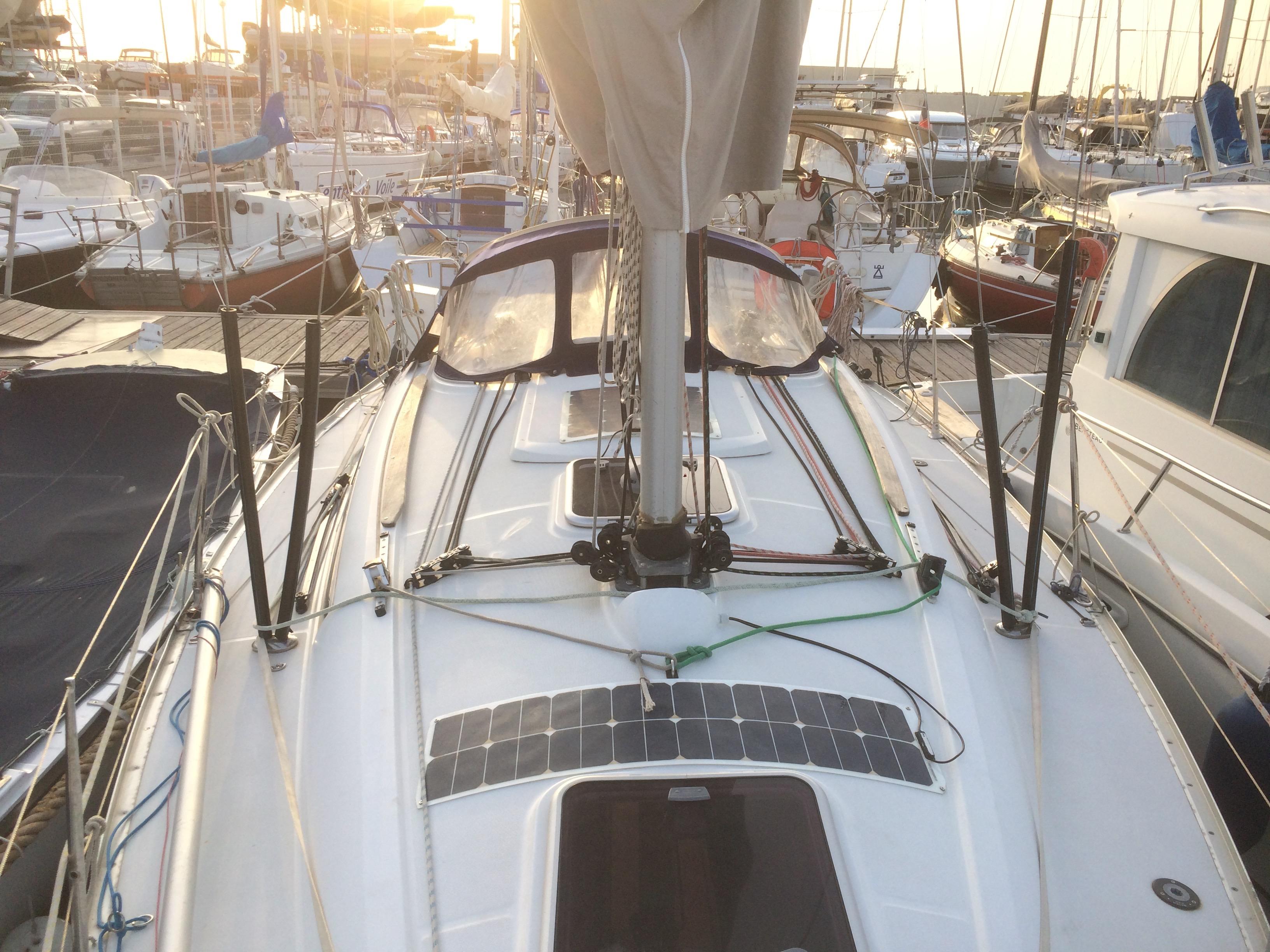 location voilier sun Fast 32 i marseille mediterranee -14